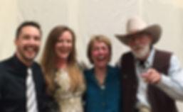 Mike & Lynnette Holmes   Timi & Bob Burmood