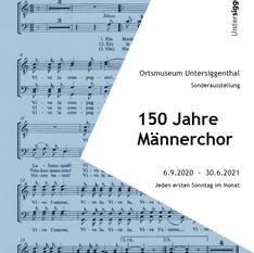 150 Jahre Männerchor Untersiggenthal