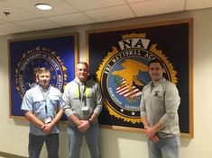 Graduates of NA 275