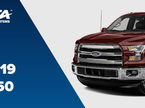 Athena Big Brake Kits Available for Ford F150!