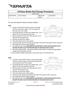 Sparta 6 Piston Brake Pad Change_Page_1.