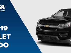 Athena Big Brake Kits Available for Chevrolet Colorado!