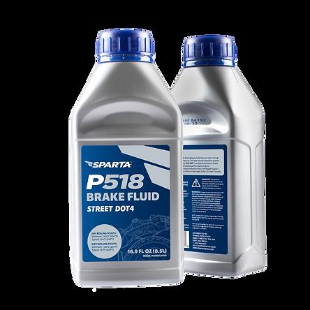 Brake Fluid - Sparta Brakes