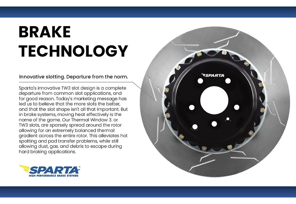 Brake Technology - Sparta Brakes