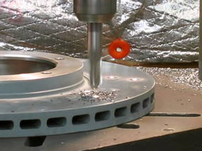 Which is Better, a Slotted Brake Rotor or a Drilled Brake Rotor?