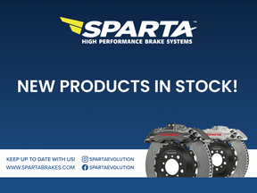 NEW BRAKE PRODUCTS RELEASED