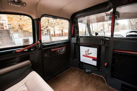 LTI Fairway FX4 Rear Interior Look Forwa