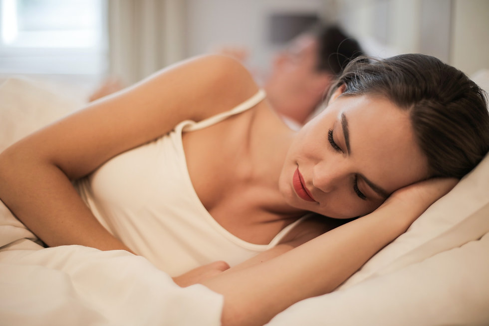 charming-woman-sleeping-in-bed-at-home-3