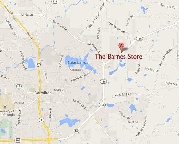 Barnes clothing store carrollton ga
