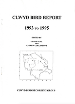 Clwyd Bird Report 1993-95
