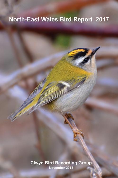 North-East Wales Bird Report 2017