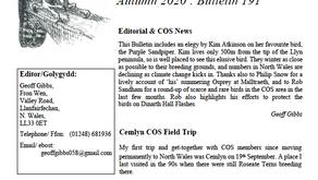 COS Bulletin 191