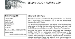 COS Bulletin 190