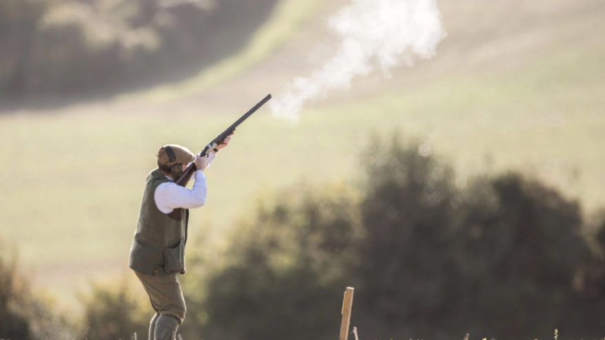 Fire Away: Sport Clay Shooting (for 10)