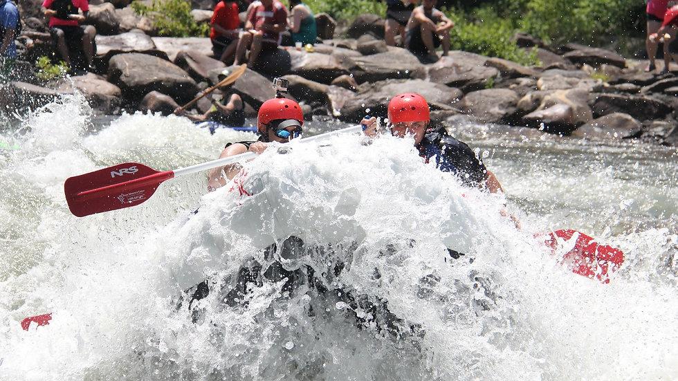 Ultimate Ocoee Rafting Adventure (for 8)