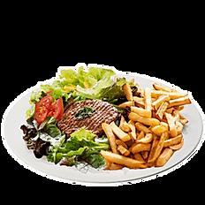 Assiette steak