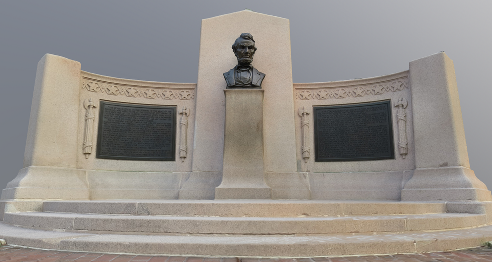 Monument Scans