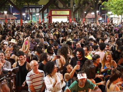 29ª edição do Cine Ceará encerrou ao som Aldo Sena & Os Transacionais