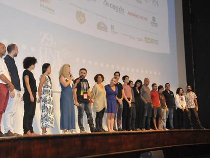 Sexta noite do festival teve exibição de curtas do Ceará e de Pernambuco