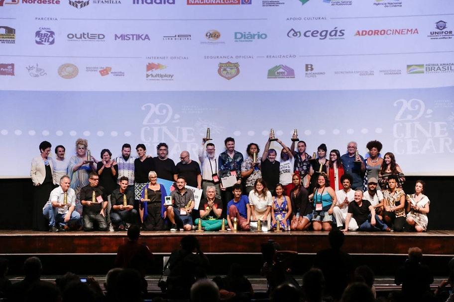 'Greta' é o grande vencedor do 29° Cine Ceará