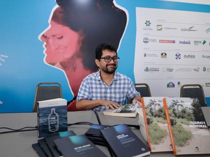 Festival teve lançamento de livro sobre o cinema contemporâneo brasileiro