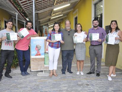 Cine Ceará teve curso sobre direito autoral com Petrus Barreto