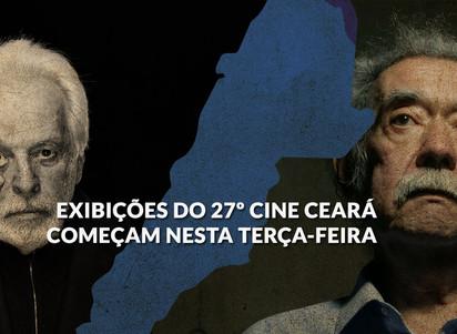 Exibições do 27º Cine Ceará começam nesta terça-feira
