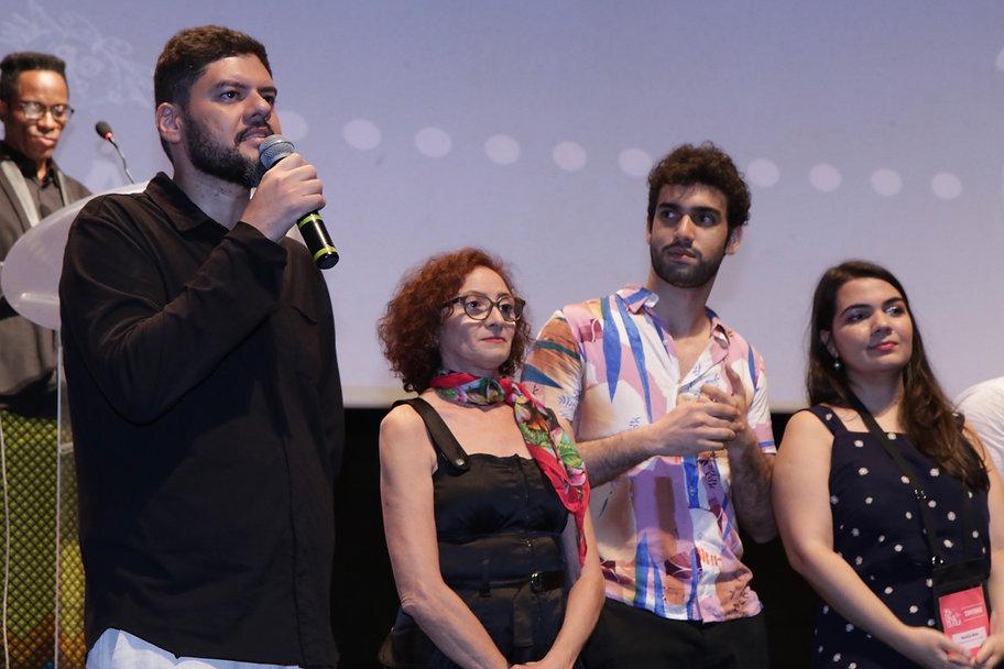 """""""Pacarrete"""" lotou Cineteatro São Luiz e Cinema do Dragão"""