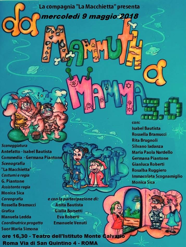 Da Mammuth a Mamma 3.0