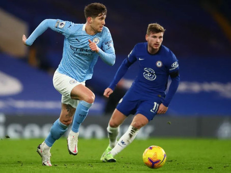 Manchester City V Chelsea Battle For Promotion - huh?