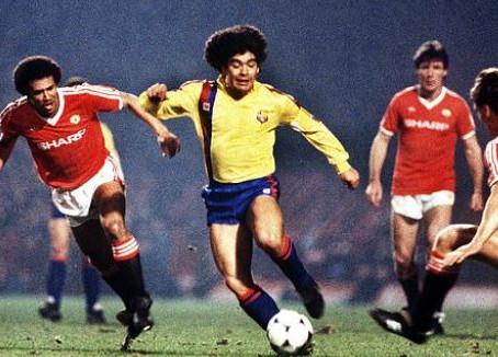 The Special night I saw Diego Maradona