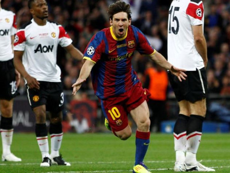 Want to Play like Messi?