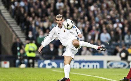 A Zidane Wow!