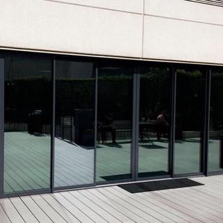 Film sécurité solaire Contre l'effraction et la chaleur