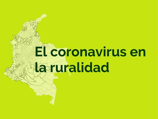 El coronavirus en la ruralidad