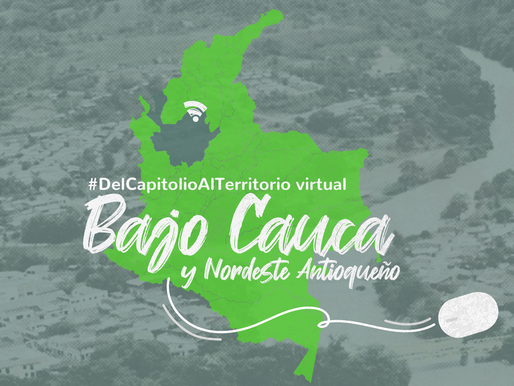 Visita virtual al Bajo Cauca y Nordeste Antioqueño