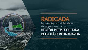 Aprobado en quinto debate de lel proyecto de Región Metropolitana