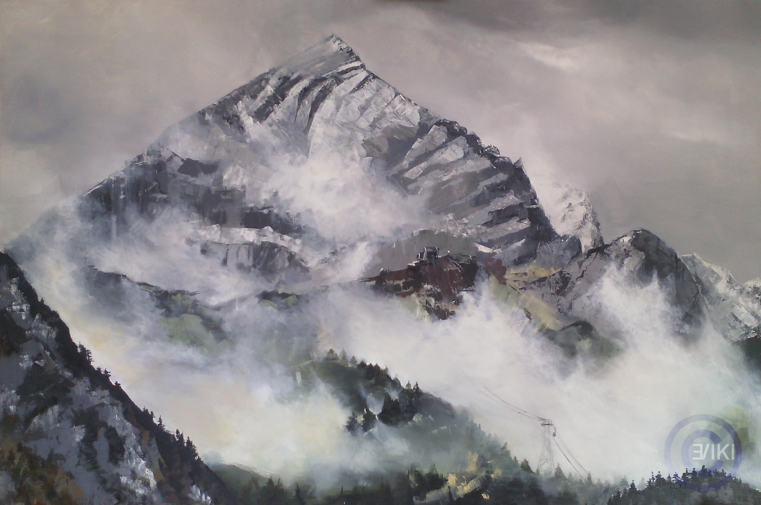 Alpspitze- Garmisch Partenkirchen