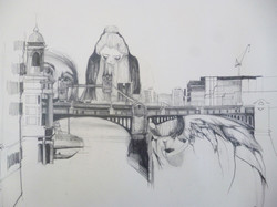London pencil