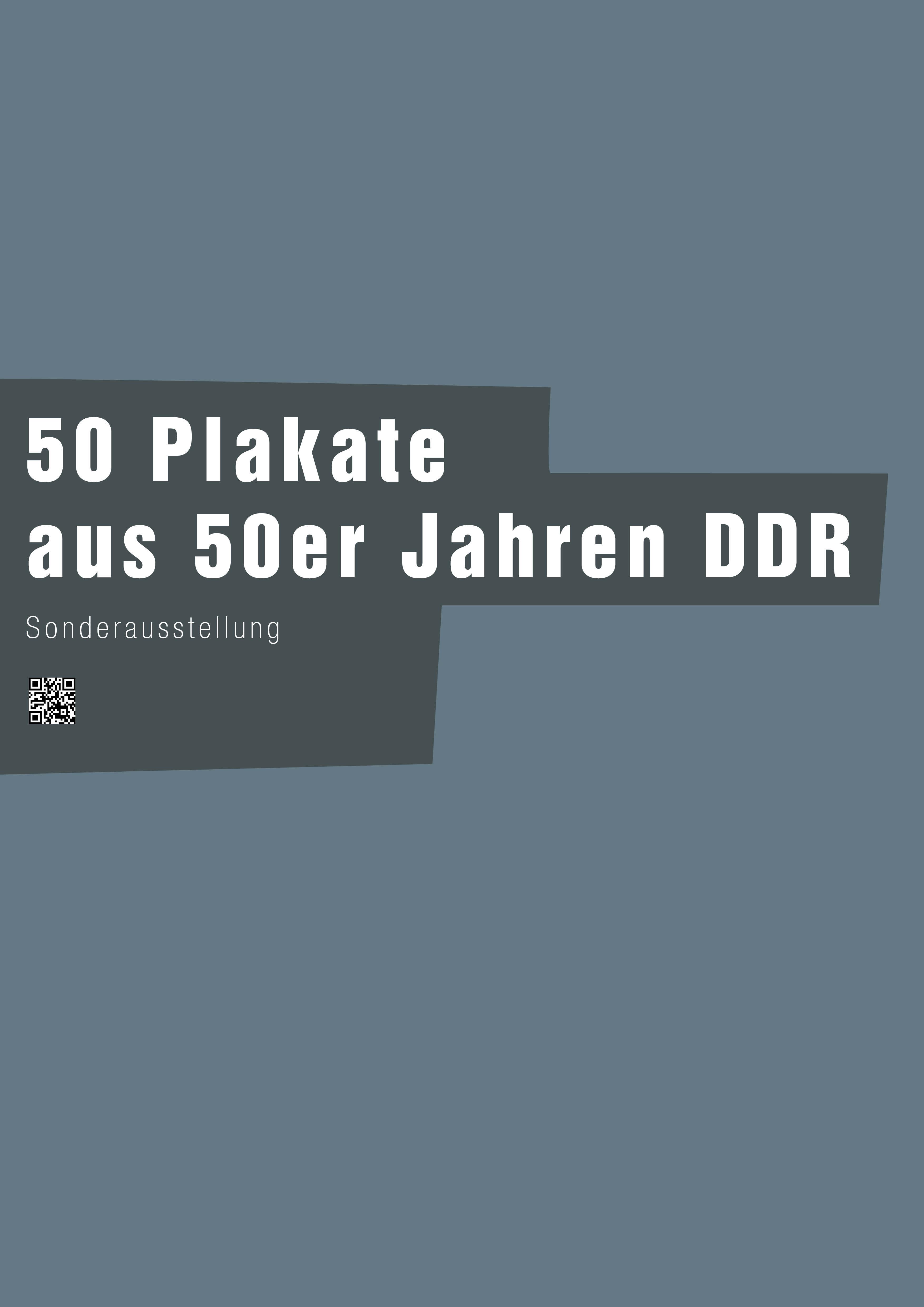 50PlakateausDDRA3