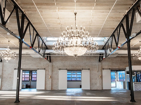 The Abbott Event Space Ballroom