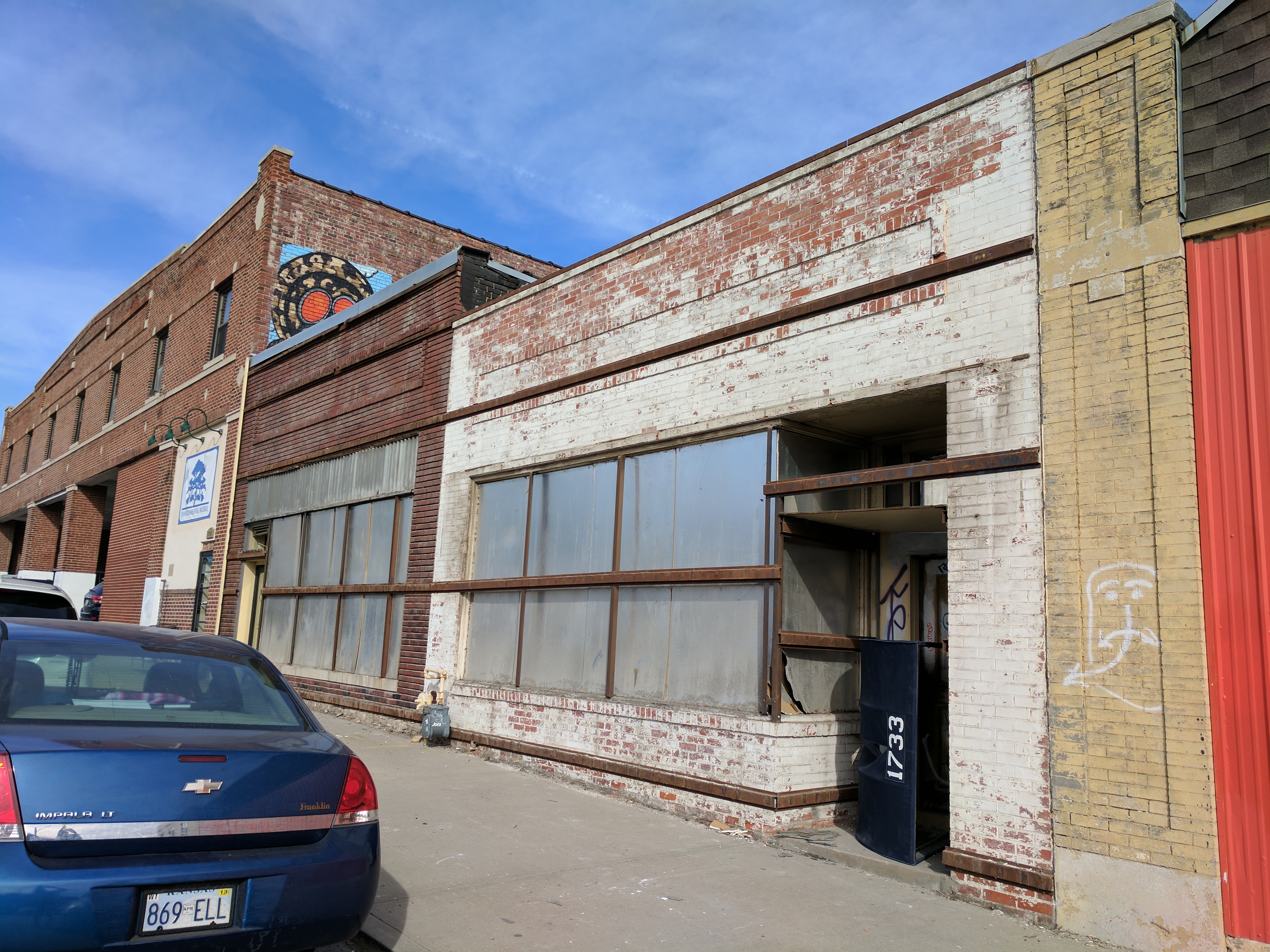 Restaurant, Brewery Space for Lease