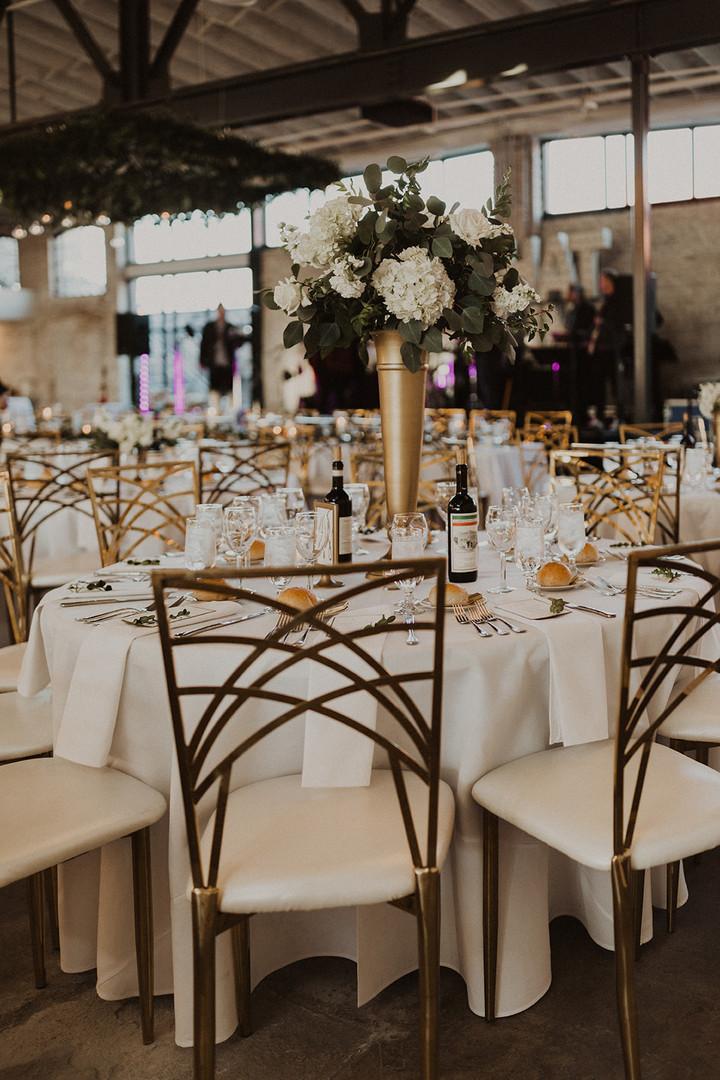 Sophia & Joseph Wedding Reception at The Abbott