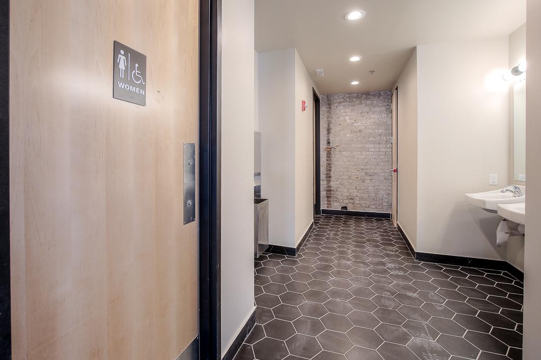 1801 Oak Street 2nd Floor Restroom