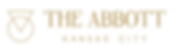 The Abbott Logo, Kansas City Crossroads Wedding Venue