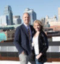 Owners of The Abbott, Matt and Emily Abbott