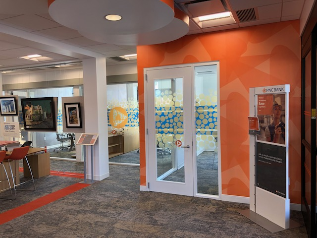 PNC Bank Interior