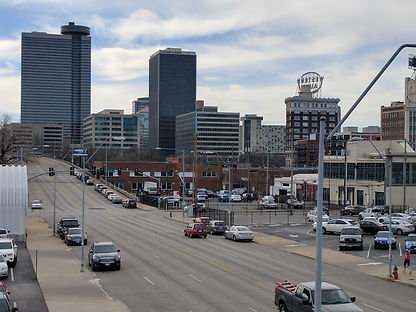 Crossroads East of Kansas City, MO