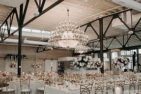 The Abbott Wedding Venue Ballroom in the Kansas City Crossroads