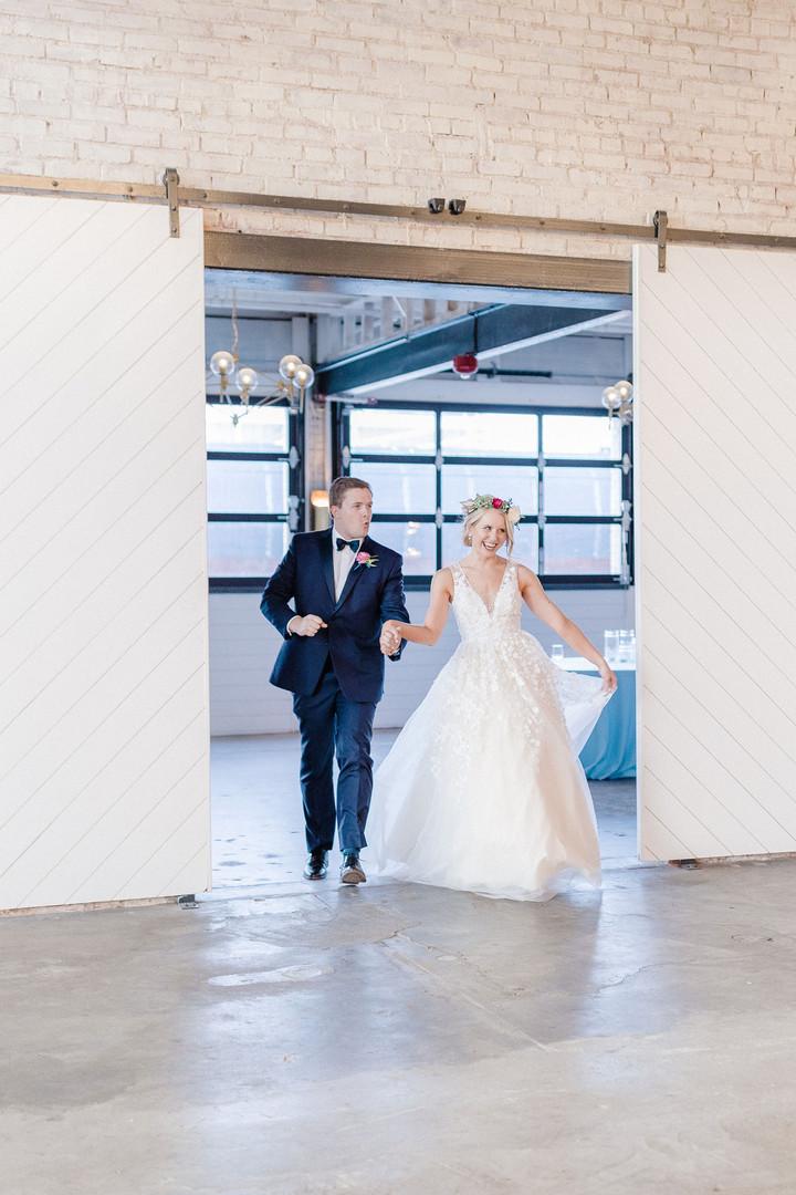 Jamie Connor Wedding at The Abbott Kansas City